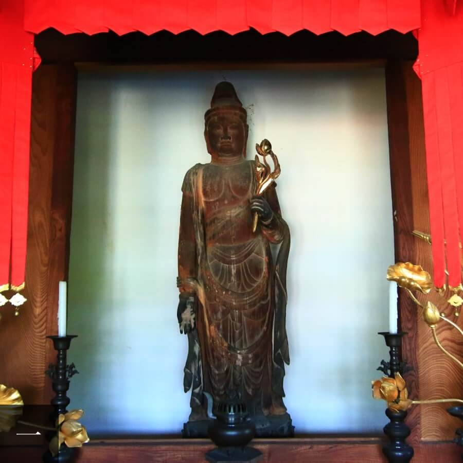 Holy Kannon Statue