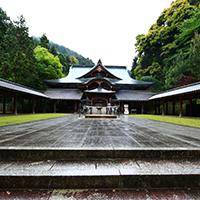 Ishizuchisan Konjikiin Maegamiji